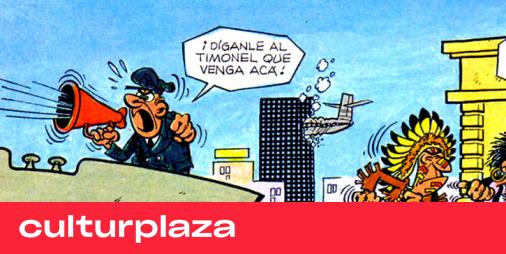 """7 Rebolling Street,  cuando Ibáñez presentó una 13 Rue del Percebe """"corregida y aumentada"""""""