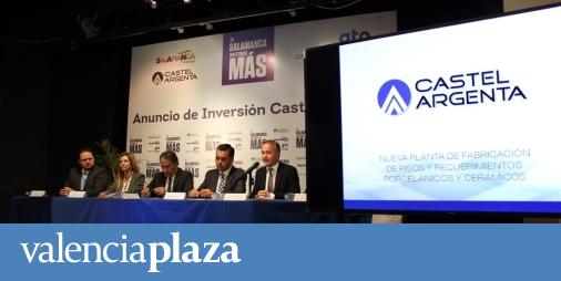 Argenta ultima en México una fábrica de pasta roja en colaboración con la firma local Castel