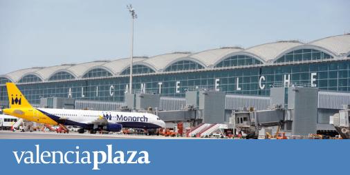 La huelga en Francia obliga a cancelar dos vuelos en Alicante