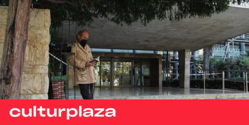 El librero callejero de Blasco Ibáñez