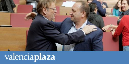 La preocupación de Puig ante los apuros del conseller más 'ximista'